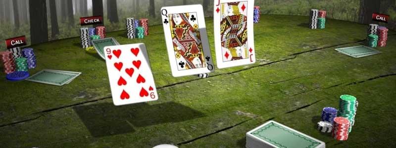 Trendpoker 3d Free Online Poker The Mars Gamers